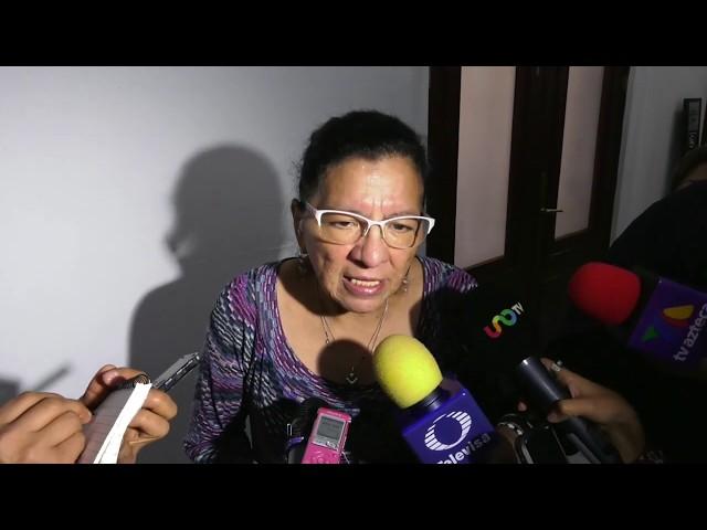 Entrevista Presidenta de la #CDHCM, Nashieli Ramírez, Sesión solemne #MedallaDDHH