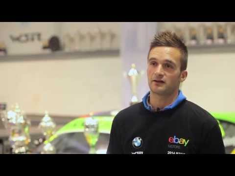 Colin Turkington And eBay Motors Win 2014 BTCC Championship