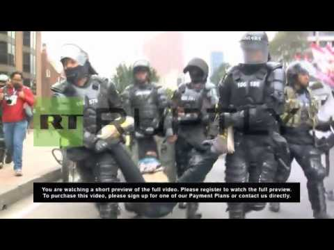 Colombia: One million workers unite for May Day protest