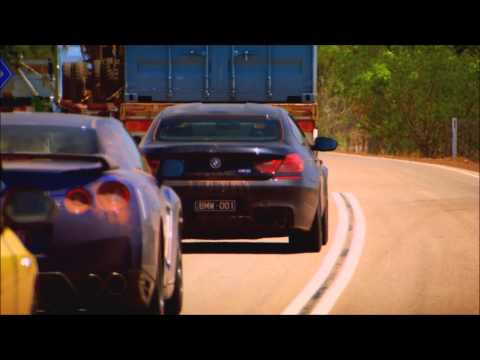 Top Gear Australian Roadtrip - Road Train