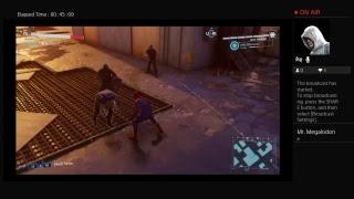 Spider-Man Gameplay Part 1