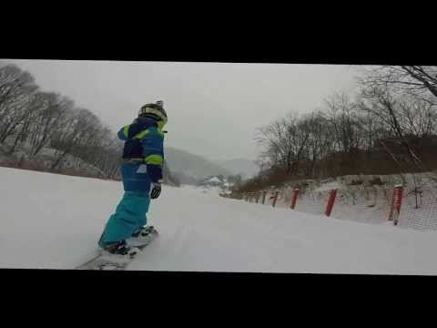 Phoenix Ski Resort, South Korea
