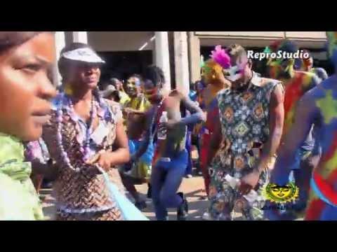 Harare International Carnival 2015 Highlights