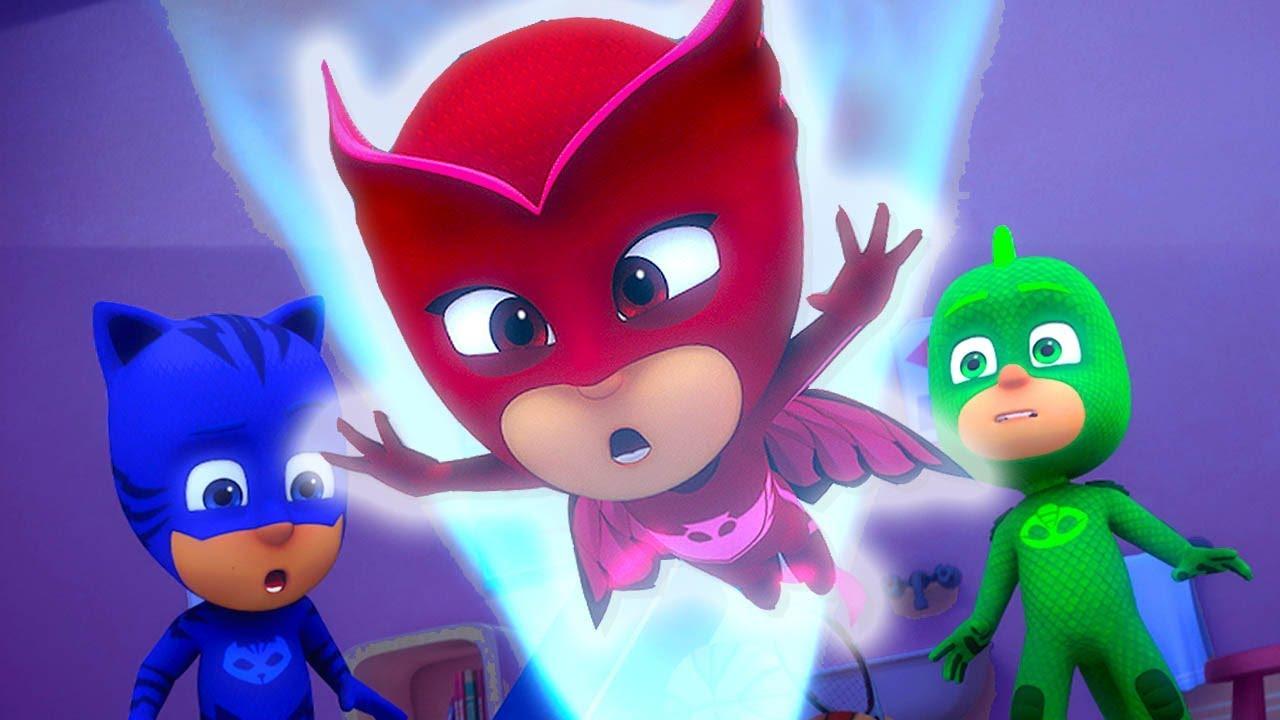 Герои в масках - Силы Алетт - мультики для детей - YouTube