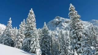 A a a der Winter der ist da | Winterlied Weihnachtslied mit Text zum Mitsingen