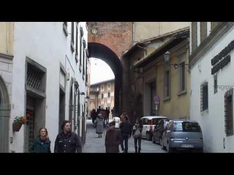 SAN MINIATO (Pisa) - Il Centro Storico