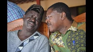 Senator Moses Wetangula returns to his NASA home, asks Raila to stay focused on 'Handshake'