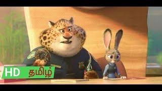 vuclip Zootopia தமிழ்| movie scene