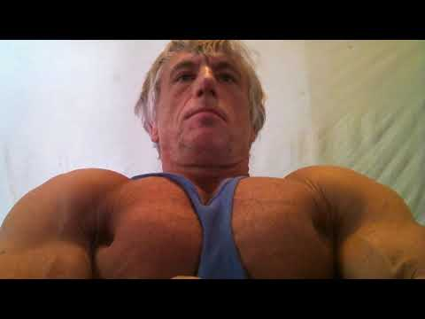 Dennis Beylotte Doing Live Muscle Shows,,,Now on skype