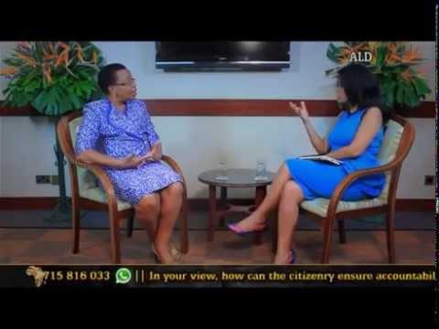 ALD interview with Graca Machel