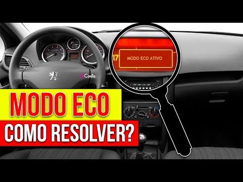 Modo Eco Peugeot 206 - Como desativar?