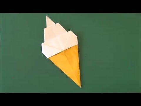 クリーム 折り紙 ソフト