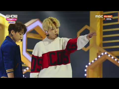 [ENGSUB] BTS@SHOW CHAMPION Behind The Scenes