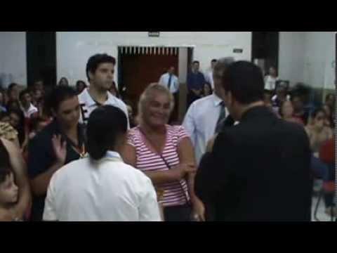 PASTOR MÁRCIO RODRIGUES - Milagres Em Avaré - SP