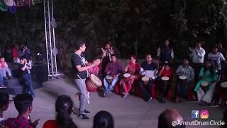 Drum Circle by Amrut Bhat - Society Drum Jamm