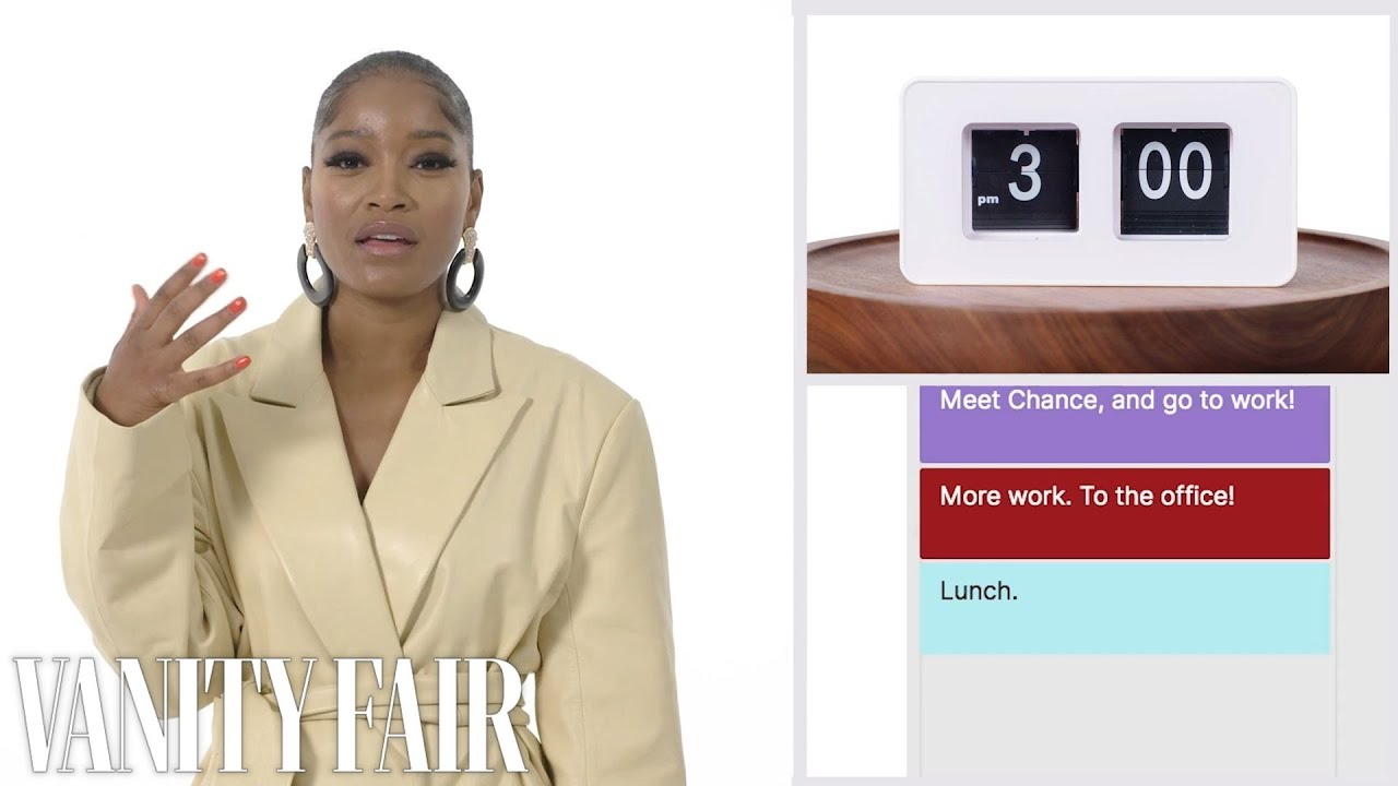 Everything Keke Palmer Does In a Day