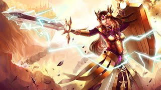League of Legends - Leona con Kog