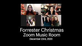 Forrester Christmas Music Room 2020