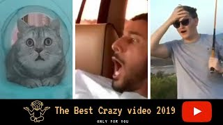 Funny Video 2019   Try to not laugh   Funny 2019   Crazy Fun   test #1