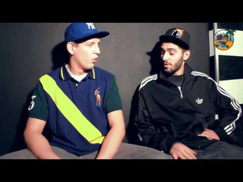 La Loco Cocktail Shisha Bar ( Hicham El Benzi3 Feat. Money Boy Interview in La Loco )