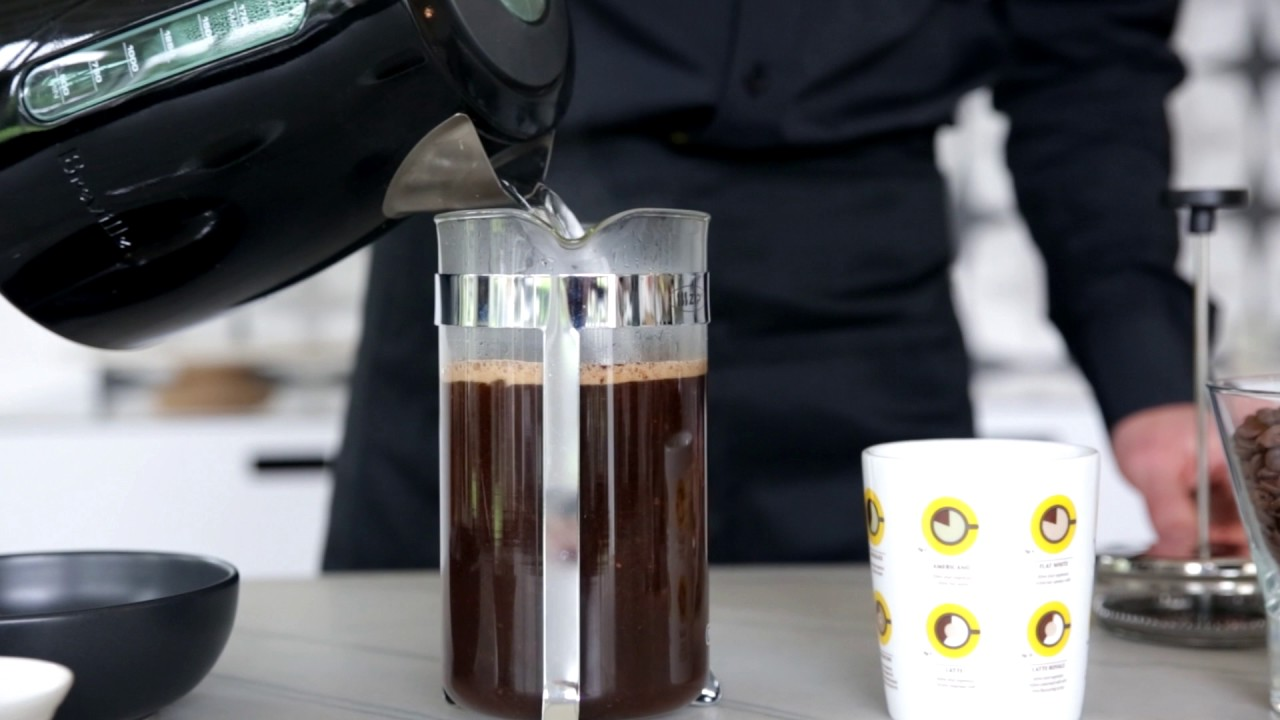 Columbus Coffee How To Make The Perfect Plunger
