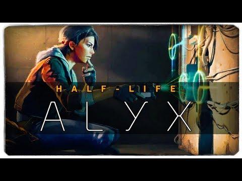 УНИКАЛЬНАЯ МЕХАНИКА ИГРЫ! - Half-Life: Alyx (Oculus Rift S) #2