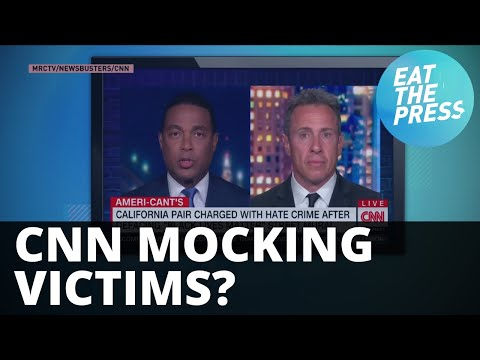 CNN's Cuomo and Lemon mock black shooting victims