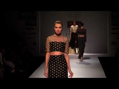 Payal Singhal   Wills India Fashion Week Spring Summer 15