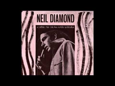 Neil Diamond - 1968 Radio Interview after Chicago concert