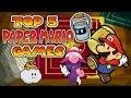 Top 5 Paper Mario Games