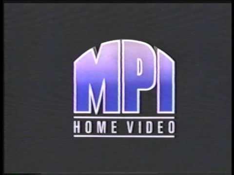 Mpi Home Video Logo 1989 Youtube
