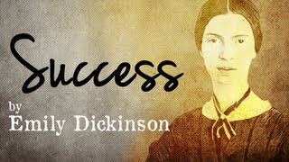 Success by Emily Dickinson - Poetry Reading
