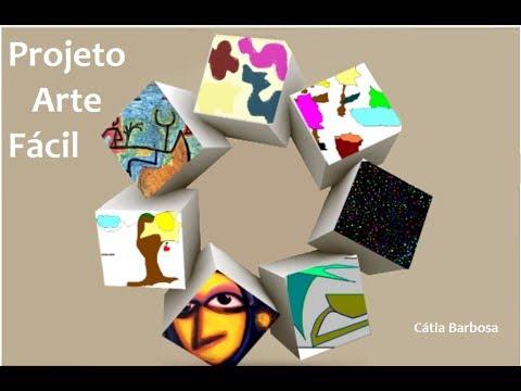 PROJETO ARTE FÁCIL VIDEO 1