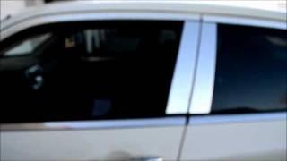 Overview and features of a car alarm proximity / radar motion sensor
