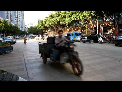 Wenshan Yunnan CHINA paj tawg lag