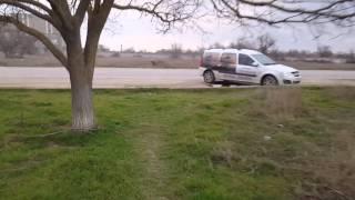 видео С 1 января автовладельцев Крыма будут штрафовать за украинские номера