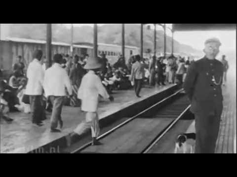 Menjelajah Pulau Jawa Tempo Dulu Dengan Kereta Api Zaman Belanda