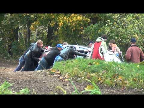 Ralis Utenos ruduo 2012 (Utena Autumn Rally)