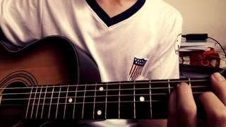 Chia xa - Anh không muốn bất công với em guitar