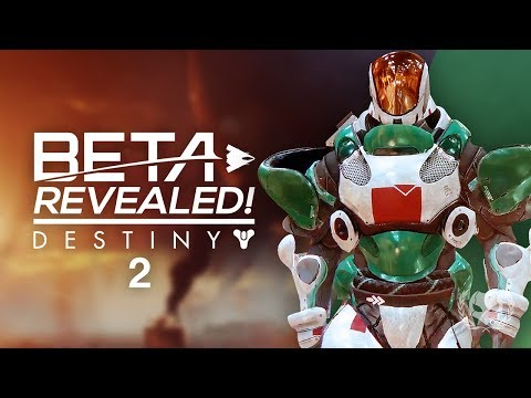 Destiny 2: BETA Date Revealed! Early Launch, PC Release & Beta Content!