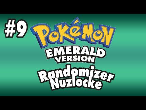 Pokemon Emerald RandomLocke - #9 - Stuff Happens