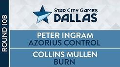 SCGDFW: Round 10B - Timeshifted - Peter Ingram vs Collins Mullen [Modern]