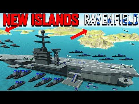 Ravenfield SECRET Mission! NEW Update - More Islands (Ravenfield Beta 6 Gameplay Part 9)