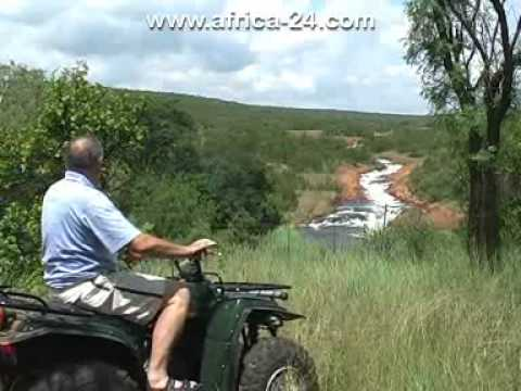 Zenzele River Lodge Close to Pretoria and Dinokeng - Africa Travel Channel