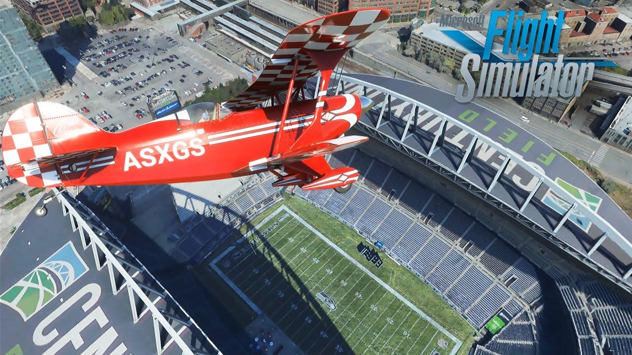 Microsoft Flight Simulator 2020 | Stadiums Around The World | Hands On Beta Preview!