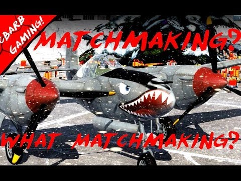 war thunder matchmaking explained