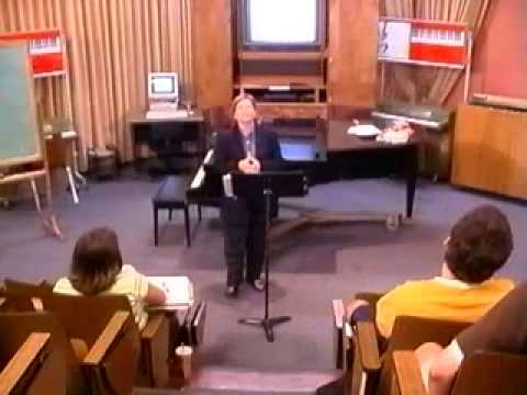 The Language of Music: Lecture 23 - The Romantic Period 5
