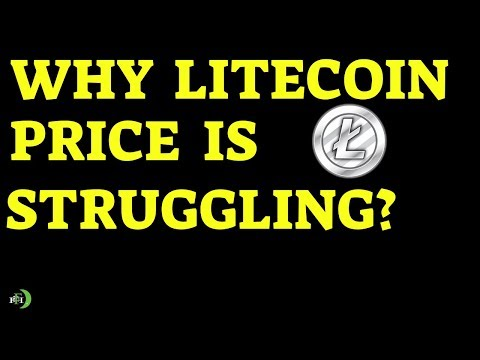 WHY LITECOIN'S (LTC) PRICE STRUGGLING? (LET'S FIND OUT)