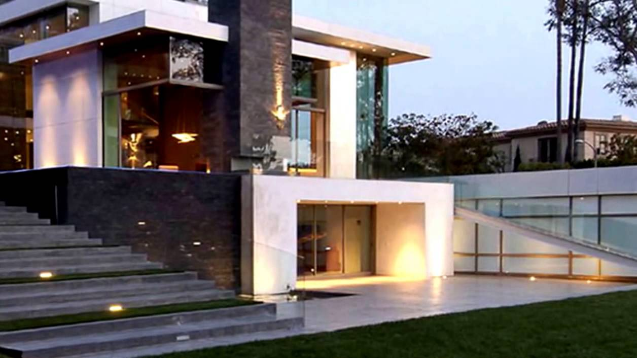 Modern home design 2016 youtube for Best modern house design 2017