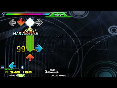 SM5/DDRSN3: 0/1 ANGEL /  V.C.O. featuring Alt Playthough AAA Perfect Full Combo